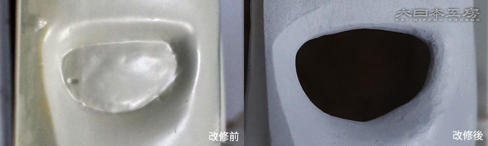 ゼネプロ製キット改修/覗き穴
