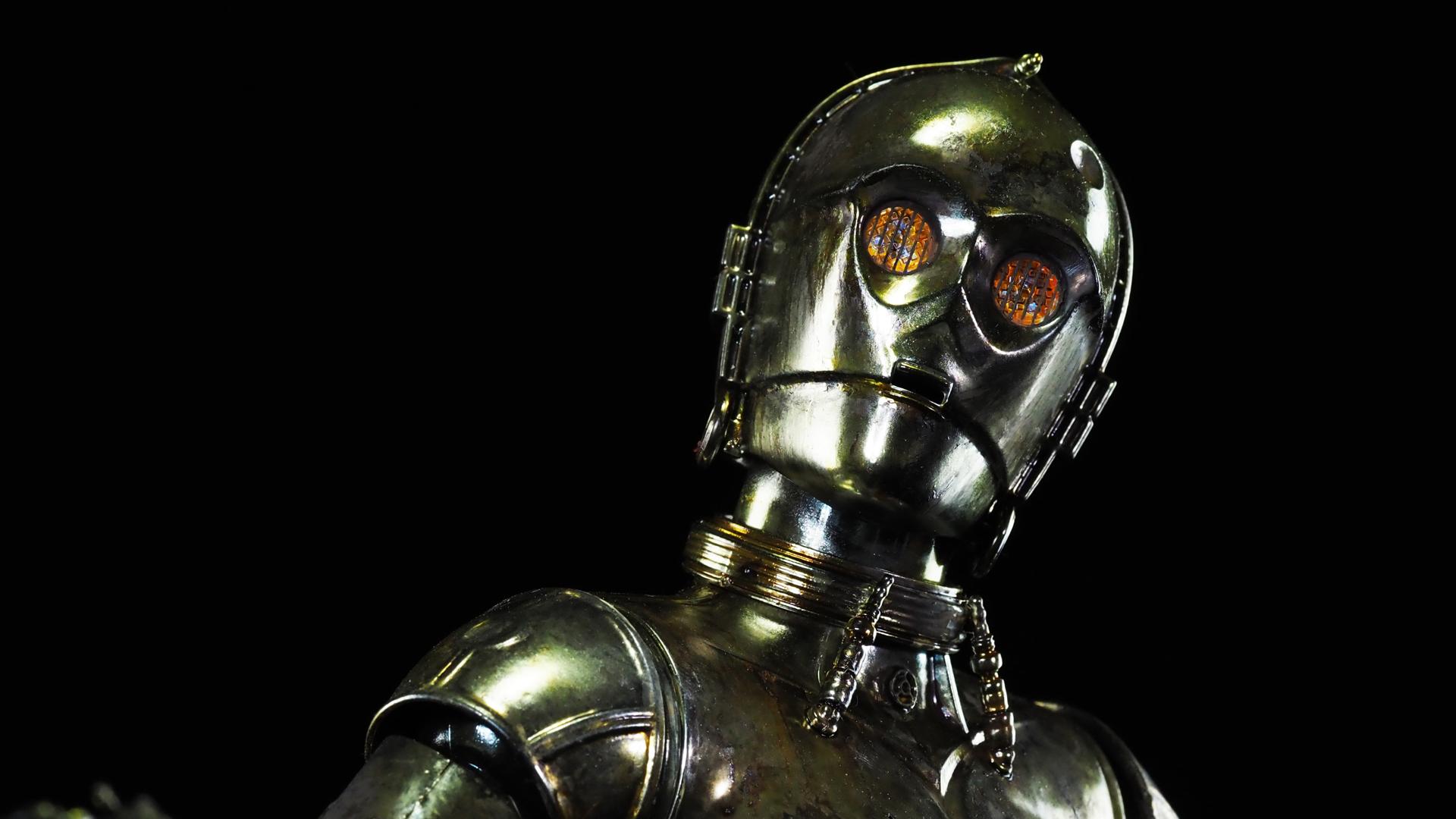 サイドショウ 1/6 C-3PO